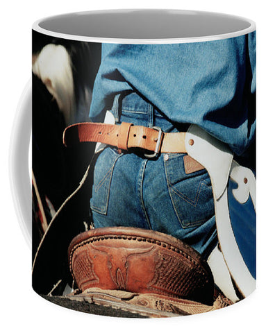 Rugged Wrangler Mug