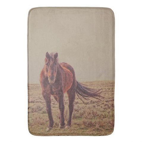 Rust and Prairie Wise Bath Mat