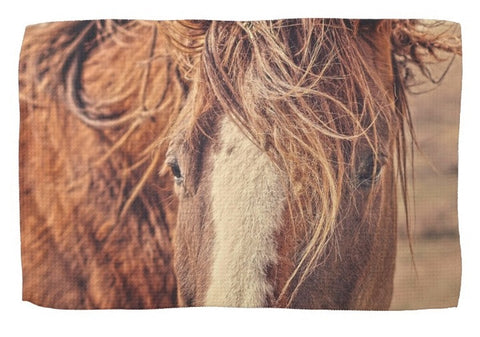 Rustic Eyes Kitchen Towel