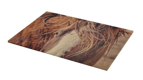 Rustic Eyes Cutting Board