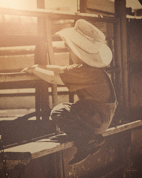Rodeo Dreamin' Canvas Print
