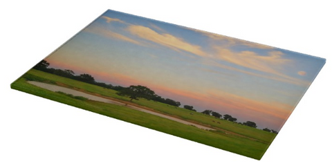 Western Landscape Cutting Boards
