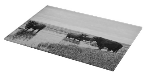 After Breeding Season Cutting Board