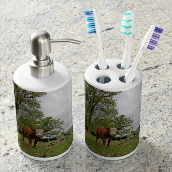 Independent Bathroom Set