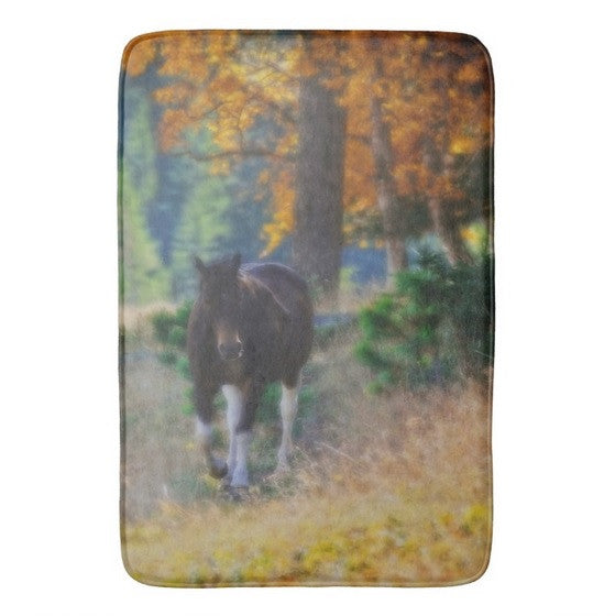 September Surrender Bath Mat