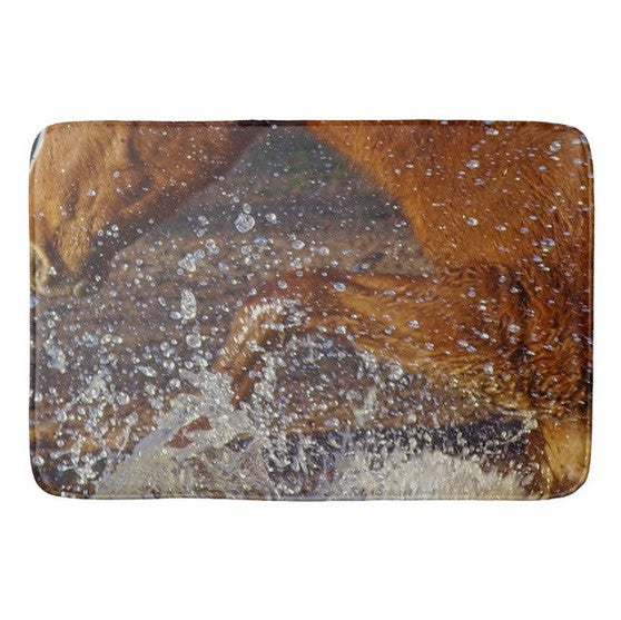 Splash Bath Mat