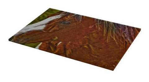 Summer Mare Cutting Board