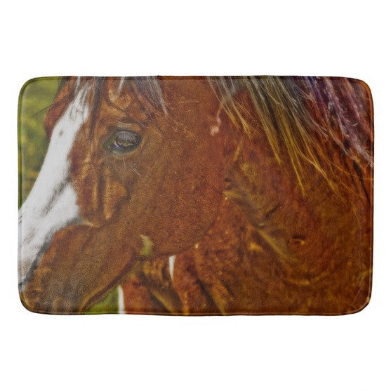 Summer Mare Bath Mat