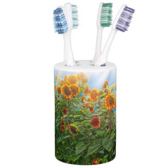 Sunflower Pack Bathroom Set