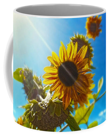 Sunflower and Sunlight Mug