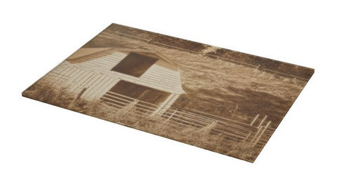 Sunny Daze Barn Cutting Board