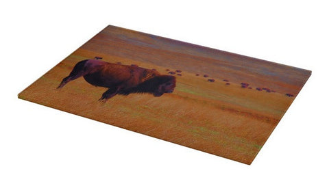 Sunrise Watch Cutting Board