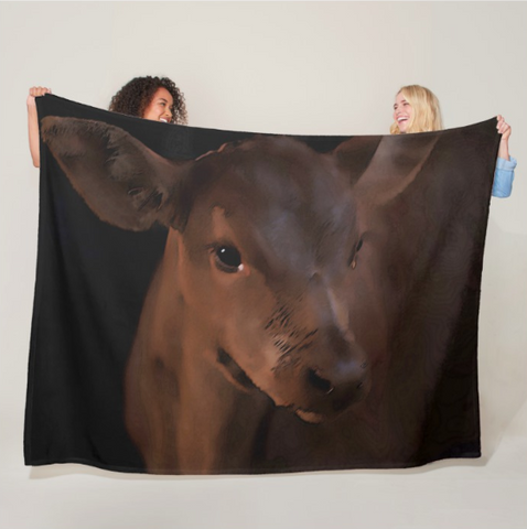Sweetness Fleece Blanket