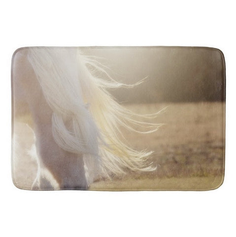 Texas Gold Bath Mat