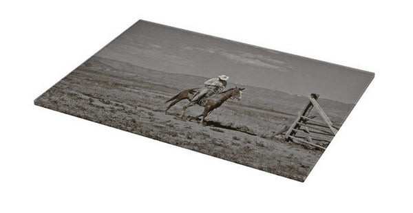 Those Wild Montana Skies Cutting Board