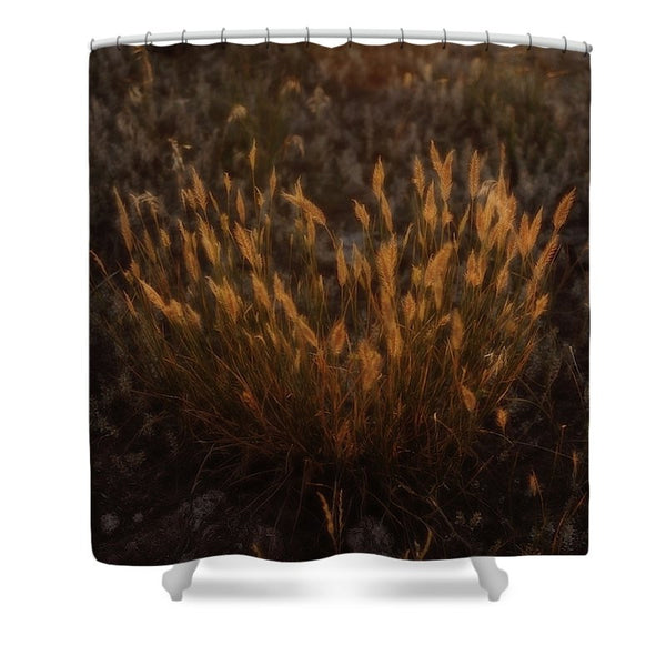 Timothy Heart Shower Curtain