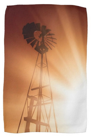 Tommy's Windmill Kitchen Towel