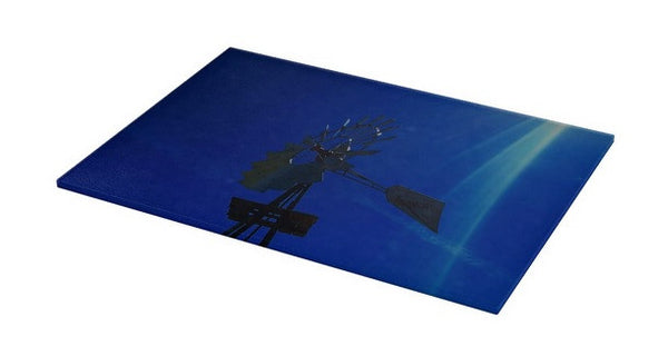 Underwater Windmill Cutting Board