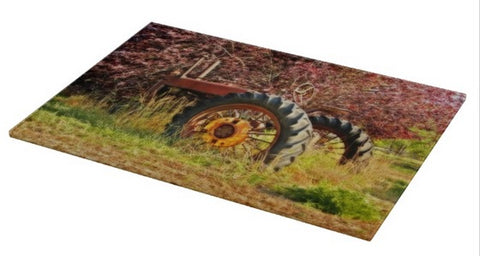 Tractor Cutting Boards