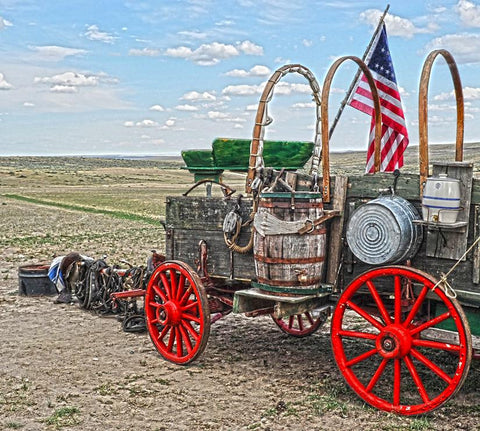 Wyoming Chuck Wagon