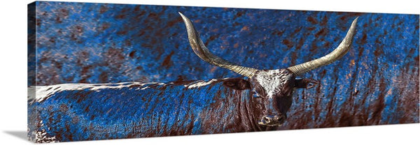 Watusi Blues Canvas Print