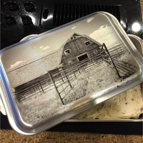 When 55 Was 55 Cake Pan with Lid