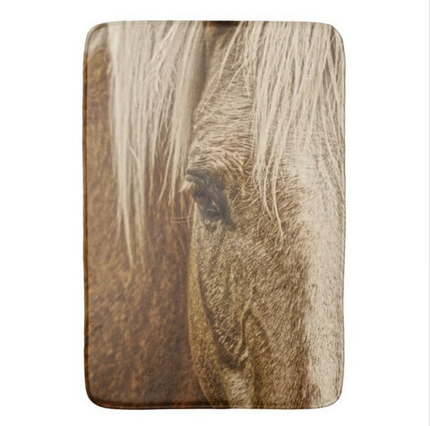 Wickenburg's Palomino Gold Bath Mat