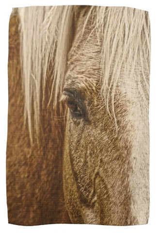 Wickenburg's Palomino Gold Kitchen Towel