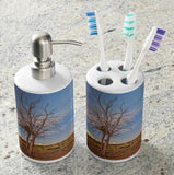 Wyoming High Desert Beauty Bathroom Set