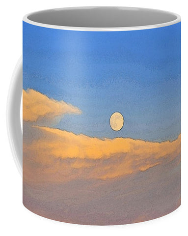 Wyoming Super Moon Mug