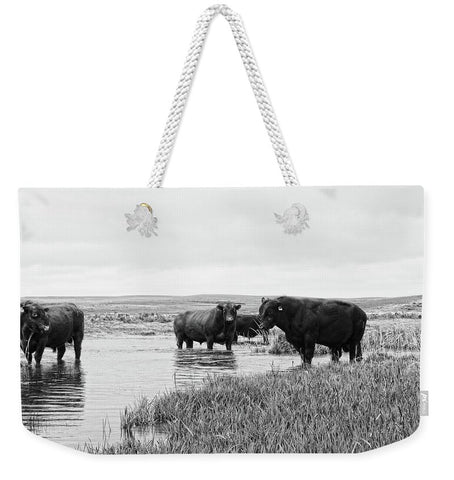 After Breeding Season Weekender Tote bag