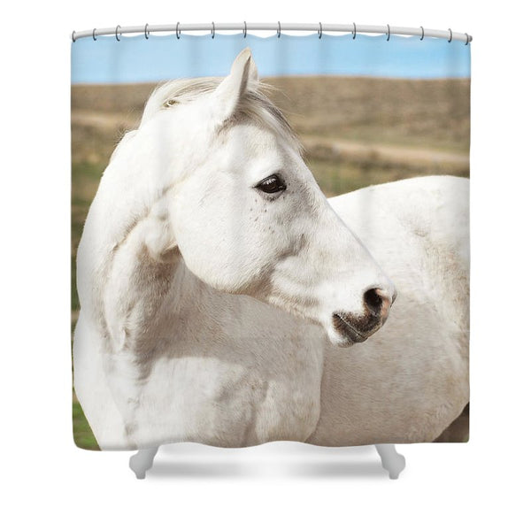 Autumn Comes Early Shower Curtain