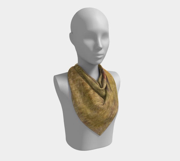Find Your Peace Western Scarf