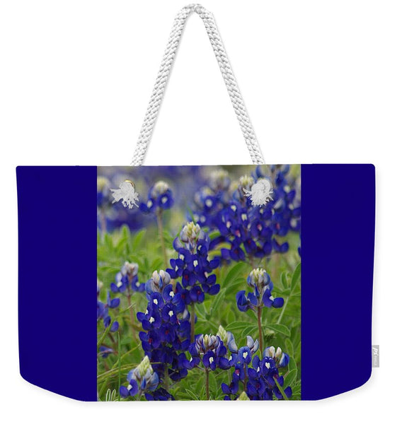 Blues Traveler Weekender Tote Bag