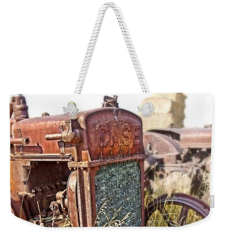 Case and Bales Weekender Tote bag