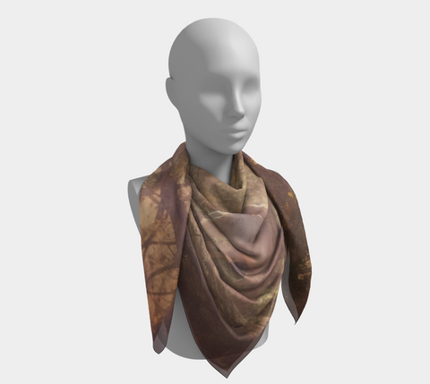 Sunlight's Serenity Western Scarf