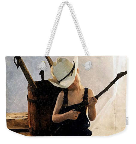 Country Time Weekender Tote bag