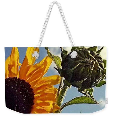 Early Riser Weekender Tote bag