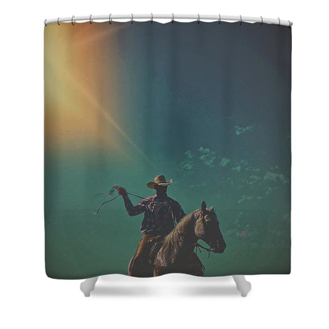 Epitome Shower Curtain