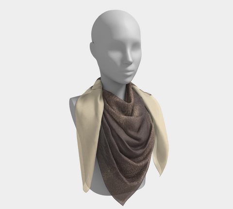 Brazen and Bold Western Scarf