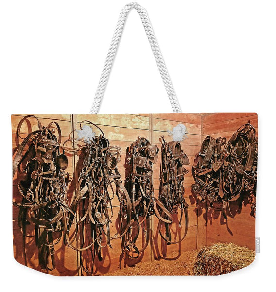 Harnesses Weekender Tote bag