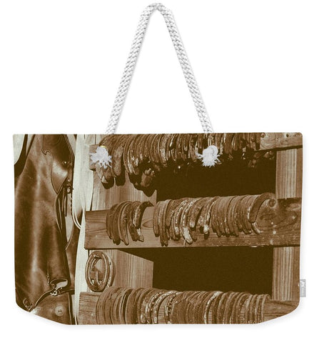 Miles and Miles Weekender Tote bag