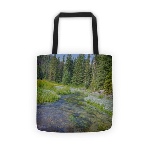 Black Hills Serenity Tote bag