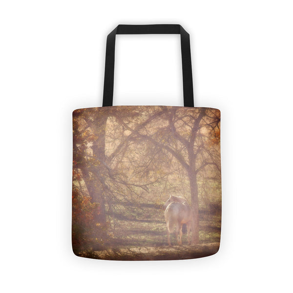 Sunlight's Serenity Tote bag