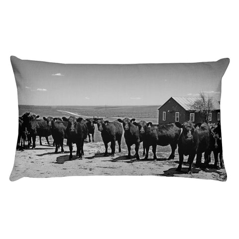 Home on the Range Rectangular Pillow