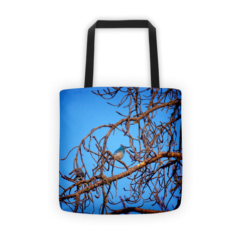 No Peeking While Bathing Tote bag