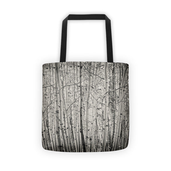 Aspen Illusion Tote bag