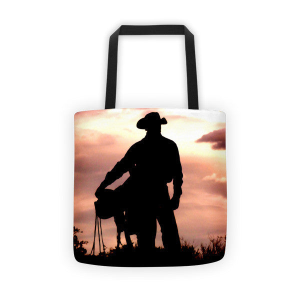 Leaving Wickenburg Tote bag