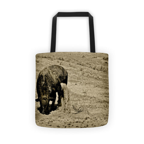 Just Kickin It Tote bag