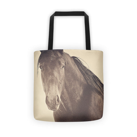 Brazen and Bold Tote bag